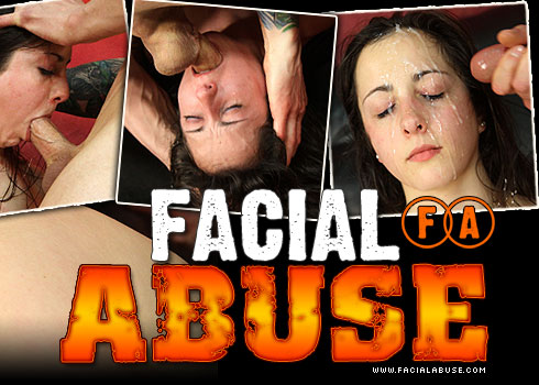 Kristina Bella Destroyed on Facial Abuse